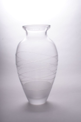 Afterglow Vase 9 3/4 in. high
