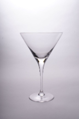 Sade Martini Glass 8 in. 10.5 oz. - Set of 4