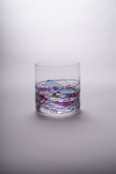 Milano DOF Glass 3.5 in. 14 oz. - Set of 4