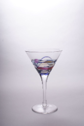 Milano Cocktail Glass 6 in. 6 oz. - Set of 4