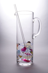 Milano Martini Pitcher 11.5 in. 48 oz.