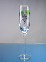 Bacchus Flute / Champagne Glass 9.5 in. 7 oz. - Set of 4