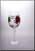Dionysus Pinot Noir 9 1/2 in. 17 oz. - Set of 2