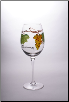 Dionysus Chardonnay 9 1/2 in. 17 oz. - Set of 2