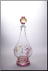 Georgio Whiskey Decanter 11.5 in. 40 oz.