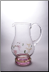 Georgio Pitcher 9.25 in. 76 oz.