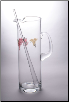 Georgio Martini Pitcher 11.5 in. 48 oz.