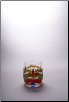 Orleans Double Old Fashion Glass 3.5 in. 13 oz. - Set of 4