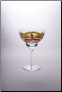 Orleans Margarita Glass 6.75 in. 8 oz. - Set of 4