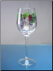 Bacchus White Wine Glass 8.5 in. 12 oz. - Set of 4