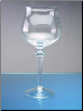 Cathy Balloon Wine Goblet 10 in. 20 oz. - Set of 4