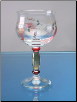 Georgio White Wine Glass 5.5 in. 8 oz. - Set of 4