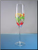 Orleans Flute / Champagne Glass 9.75 in. 7 oz. - Set of 4