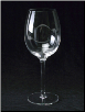 Sade Red Wine Glass 10 in. 20 oz. - Set of 4